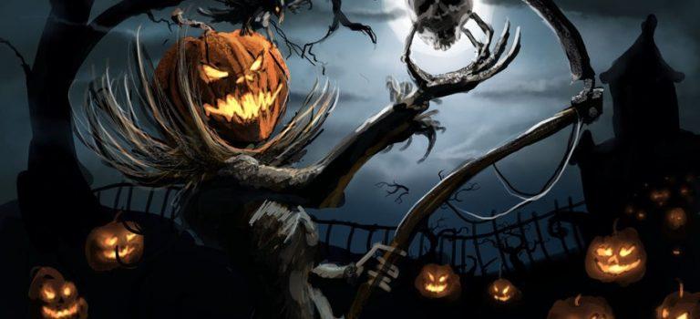 Halloween 2019 on ZHI