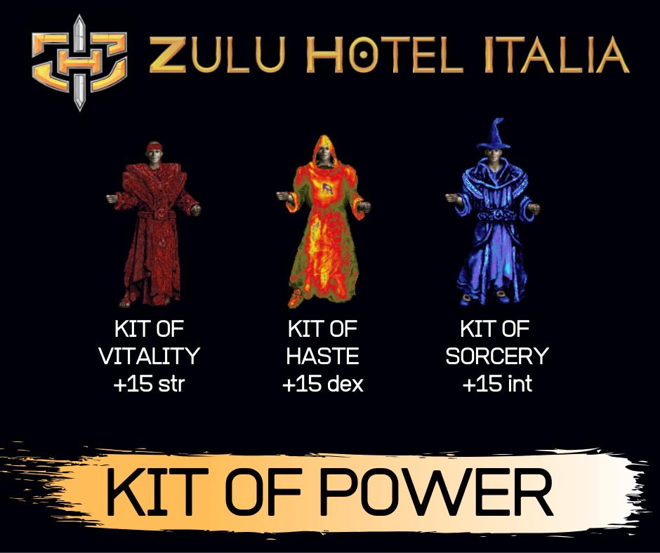 kit of power